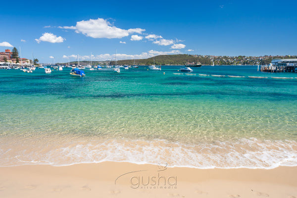 Photo of Manly Harbour SYD3221 - Gusha