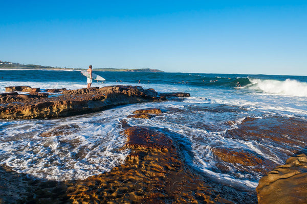 Photo of Surfing Dee Why Point SYD3233 - Gusha
