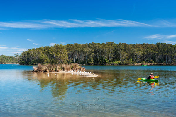 Photo of Narrabeen Lake SYD3236 - Gusha