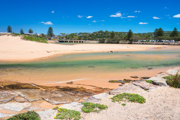 Photo of Narrabeen Lagoon SYD3237 - Gusha