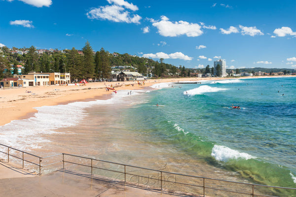 Photo of Collaroy Beach SYD3239 - Gusha