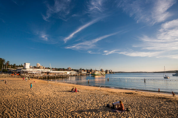 Manly Harbour photo