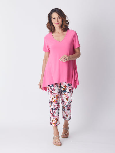 Andrea V Short sleeve Top Lolly - Jackets & Outerwear