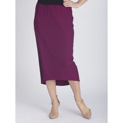MIX 'N MATCH SKIRT - WINE - Best Sellers