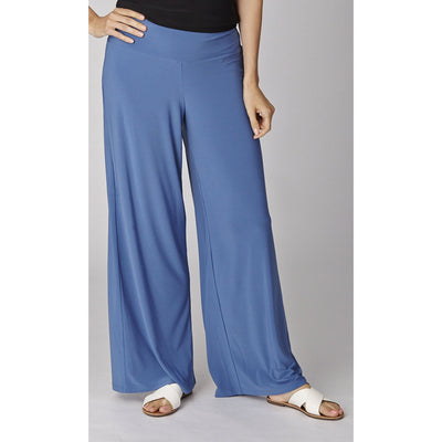 Wide Leg Must Have Pant - Denim - Bottoms
