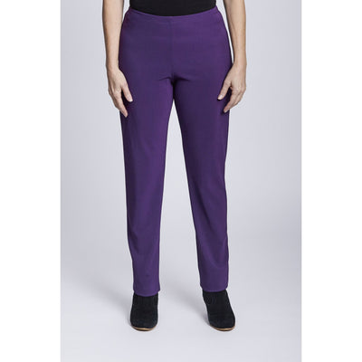 Pencil Pant - Purple - Basic Pants