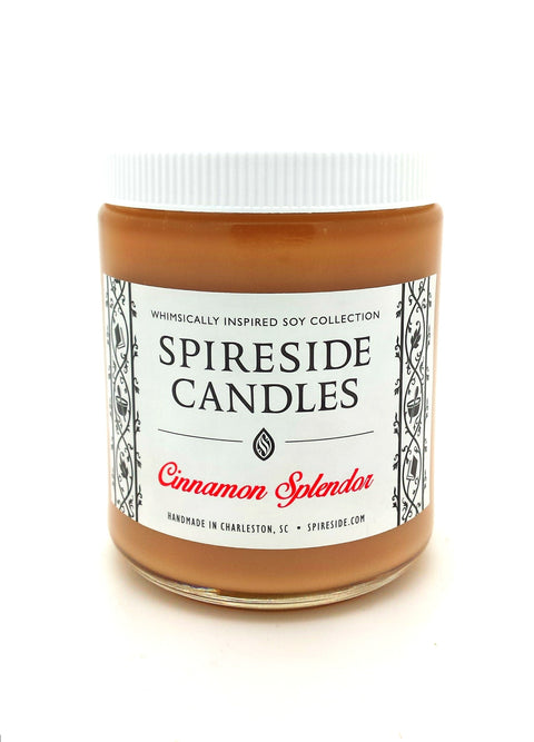 Cinnamon Splendor Candle