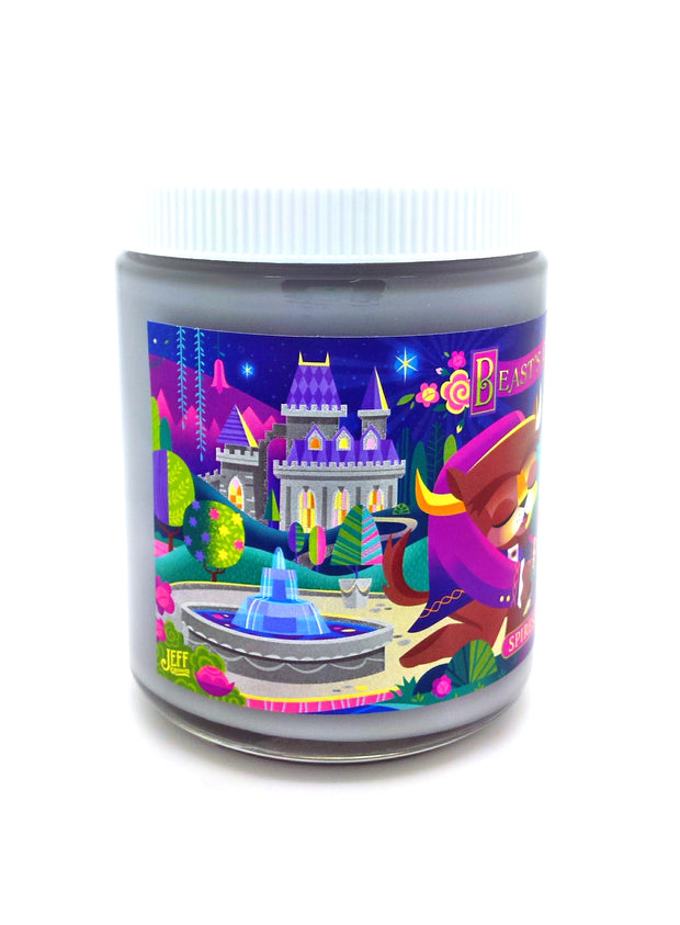 Beast's Castle Candle