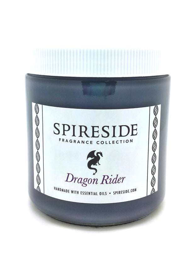 Dragon Rider Candle