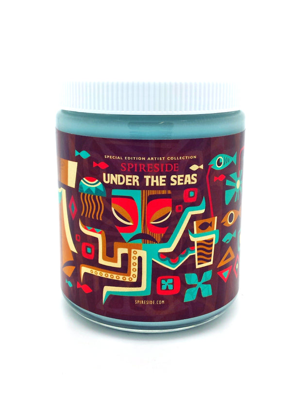 Under The Seas Candle