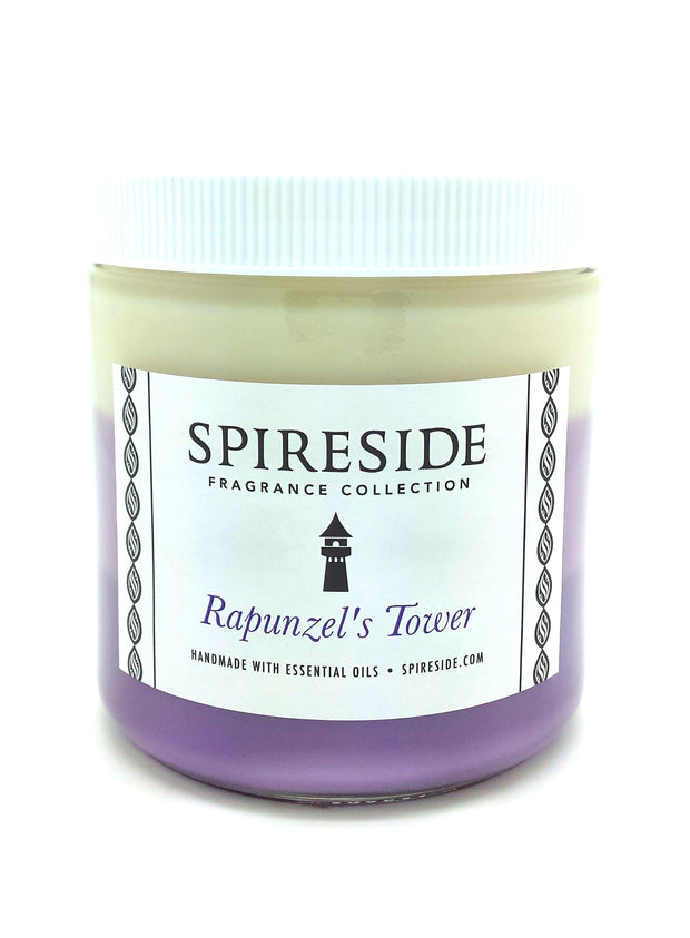 Rapunzel's Tower Candle