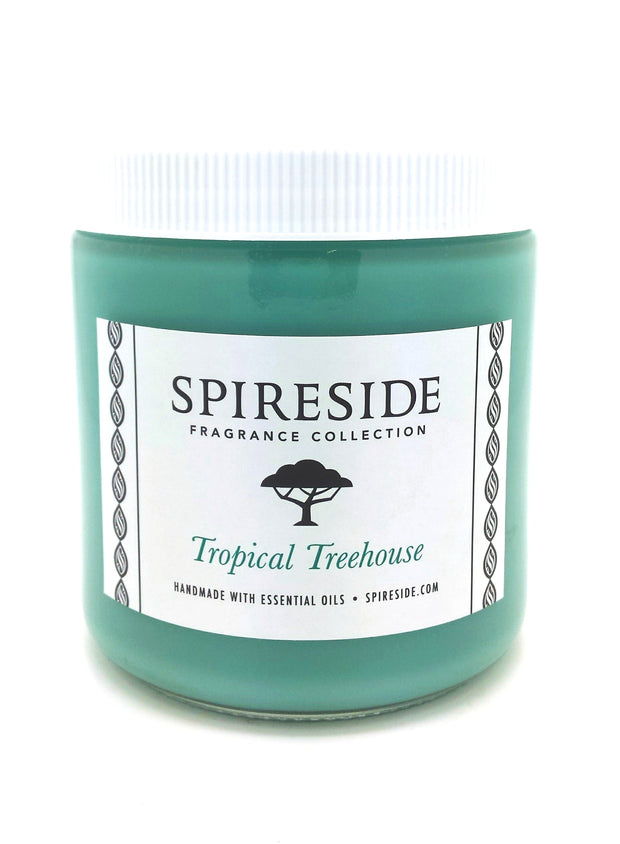 Tropical Bungalow Candle