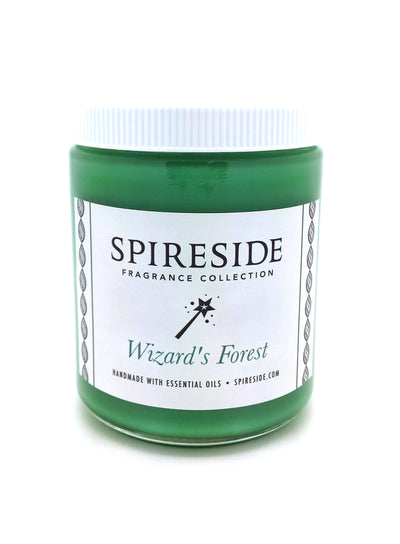 Wizard's Forest Candle
