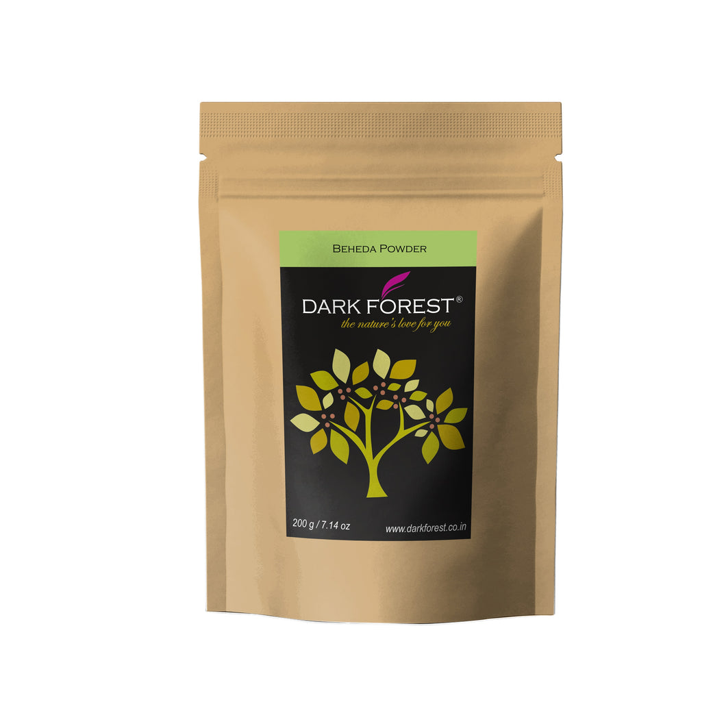 Dark Forest® Beheda | Behera | Baheda Powder - 200g