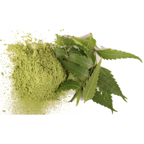 Neem Leaf | Indian Lilac | Azadirachta Indica | Acne & Pimple Removal | Anti Dandruff Powder - 200g