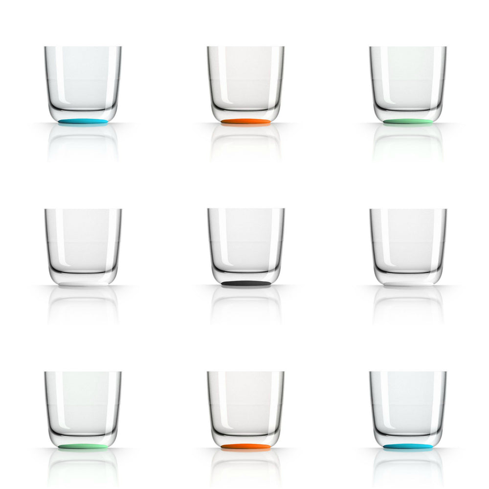 Marc Newson Whiskey Glass 285mL, Cocktail - Unbreakable Drinkware