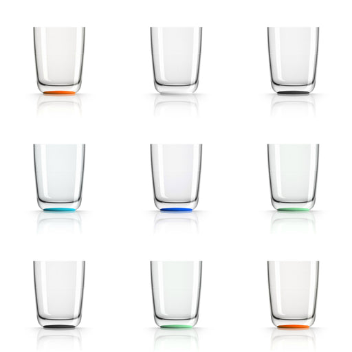 Marc Newson Highball Glass 425mL, Cocktail - Unbreakable Drinkware