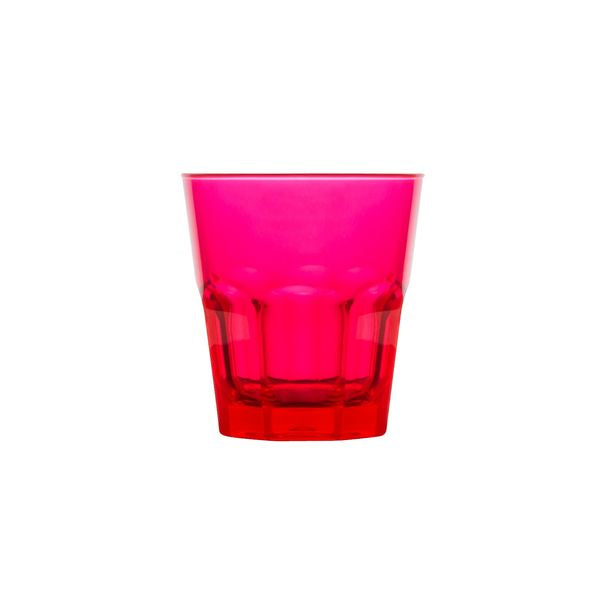 Pink Rocks Tumblers 240ml - Unbreakable Drinkware