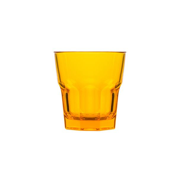 Yellow Rocks Tumblers 240ml - Unbreakable Drinkware