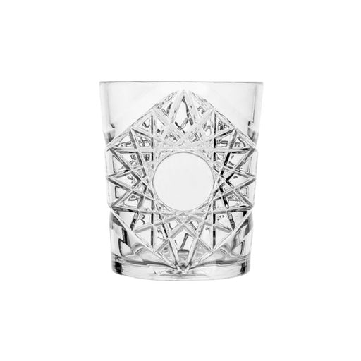 Double Old Fashioned Crystal Cut, 350mL - Unbreakable Drinkware