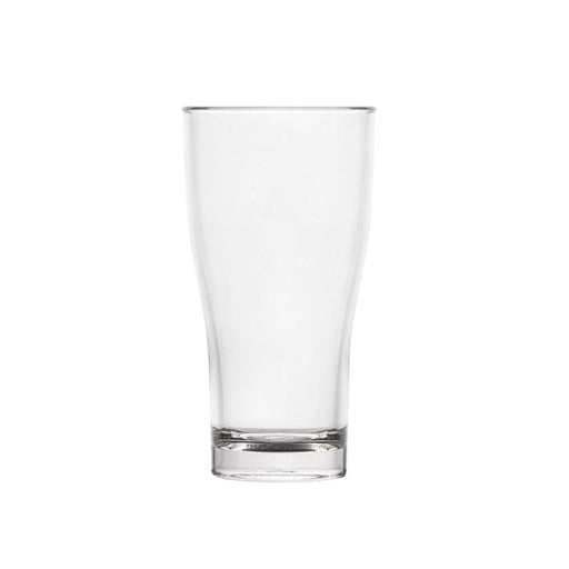 Unbreakable Conical Middy 285mL, Polycarbonate, Beer - Unbreakable Drinkware
