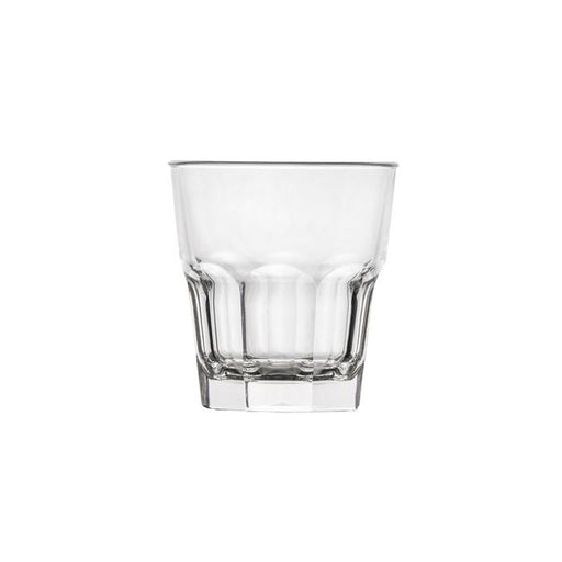 Rocks Tumbler Glass 240ml, Polycarbonate, Cocktail - Unbreakable Drinkware