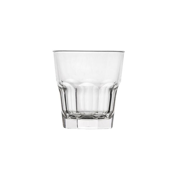Unbreakable Rocks Tumbler Glass 240ml, Polycarbonate, Cocktail - Unbreakable Drinkware