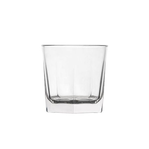 Jasper Double Old Fashioned 375mL, Polycarbonate, Cocktail - Unbreakable Drinkware