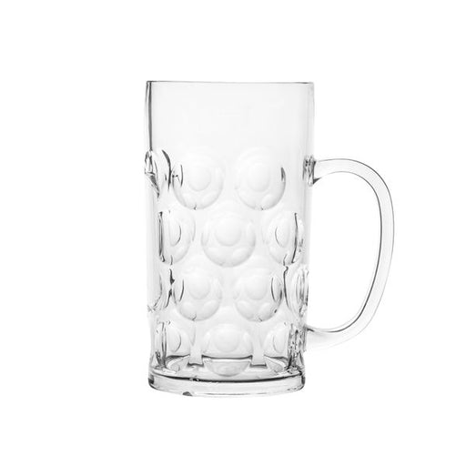 Stein, Beer Mug, 1120ml - Unbreakable Drinkware
