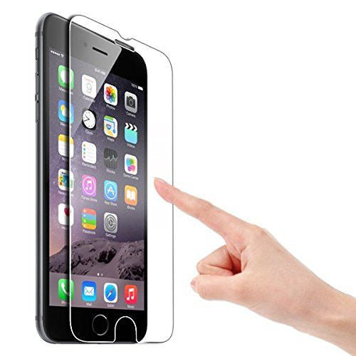 Tempered Glass iPhone Cover