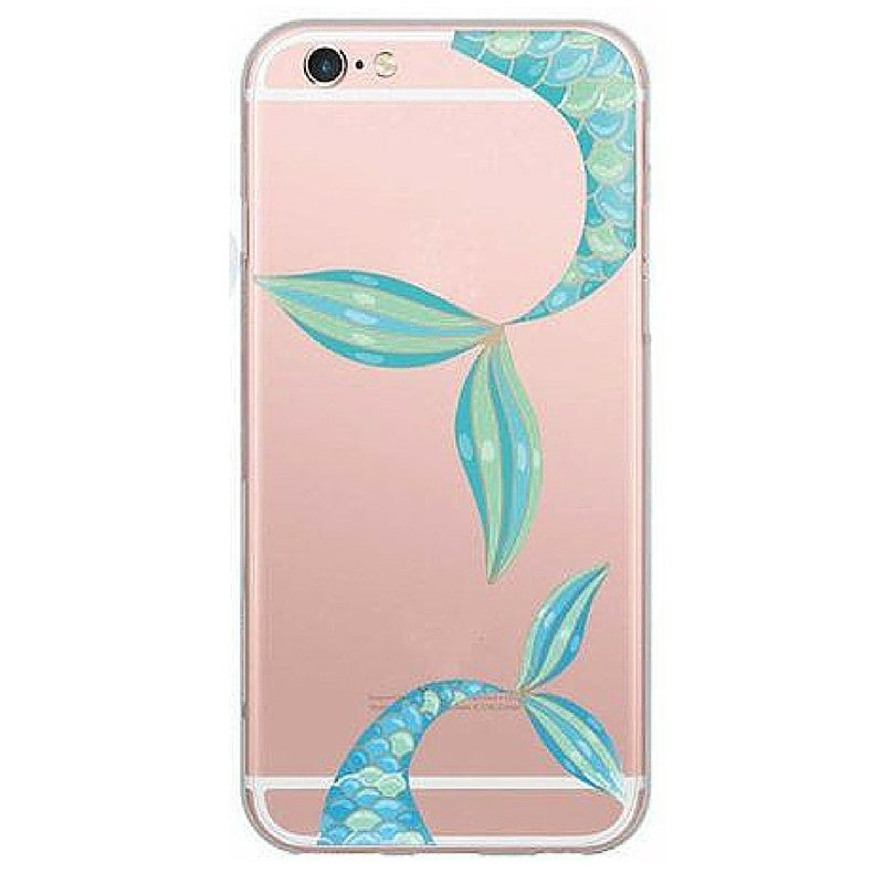 Mermaid Sisters Case for iPhone 6 6s, 5 5s