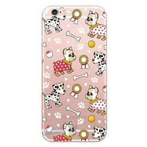 Champion Puppy Dogs Case for  iPhone 5 5s SE 6 6s/plus