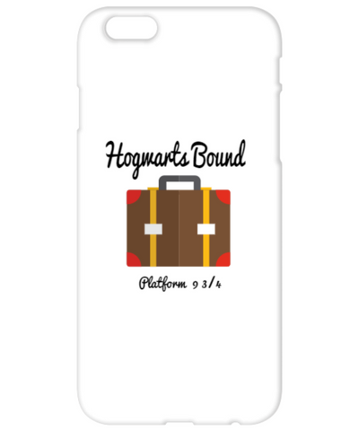 Hogwarts Bound iPhone 6 Case Platform 9 3/4 Harry Potter