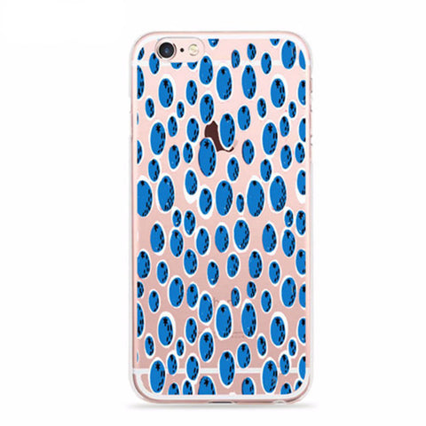 Blueberry Patch  Fruit Case for iPhone