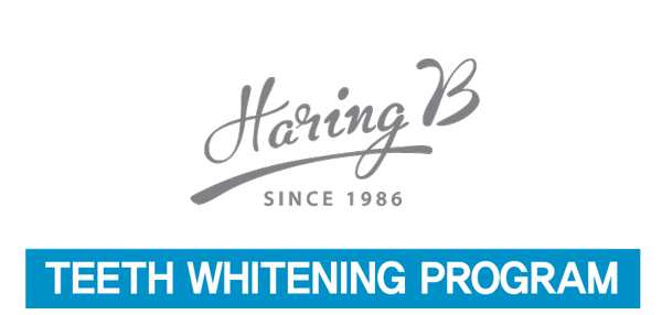 Haring B Teeth Whitening Program