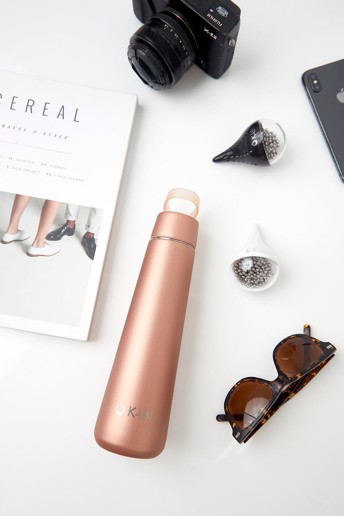 Rose Gold KABI Bottle 400ml