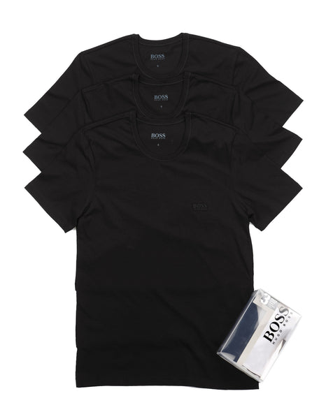 Hugo Boss T-shirt O-Neck 3-Pack