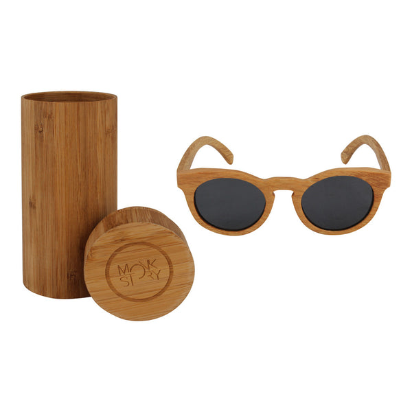 Jarvis Wooden Sunglasses