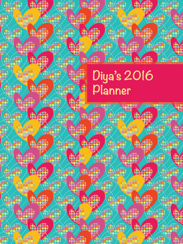 Annual Planner - PL29