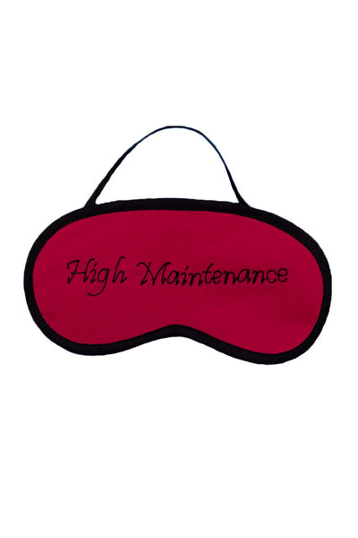 High Maintenance Eye Mask - LoveThisStuff