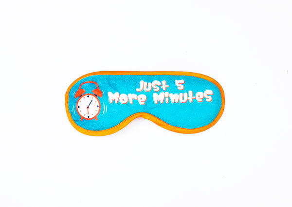 Just Five More Minutes Eye Mask