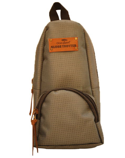 GREY CLASSIC MINI BACKPACK POUCH