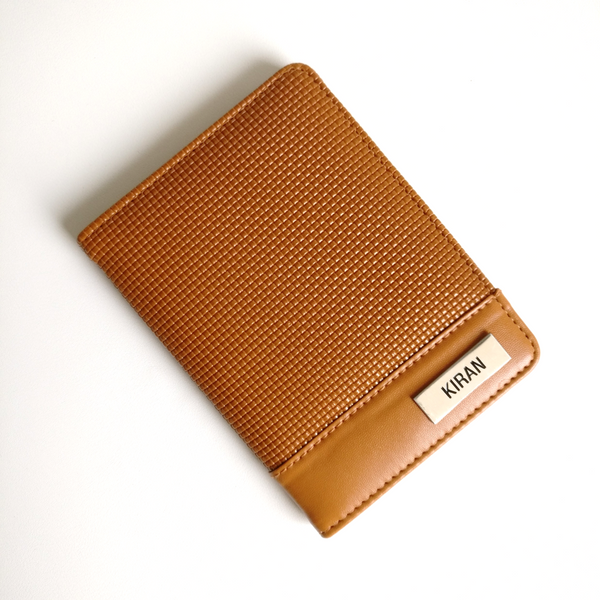 Textured Passport & Card holders