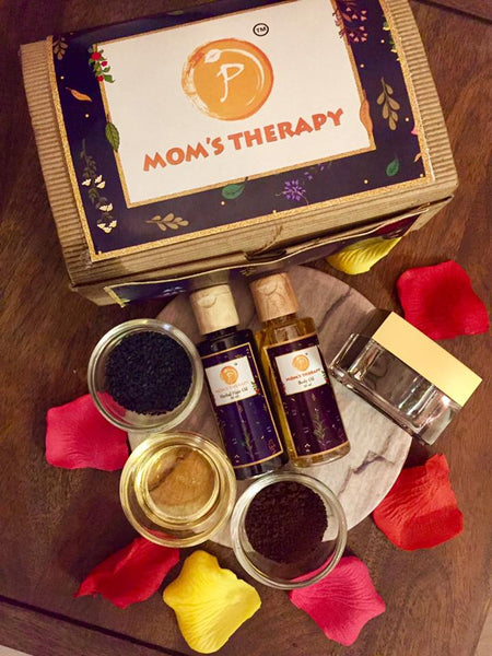 Mom's Therapy _ Herbal Beauty Box