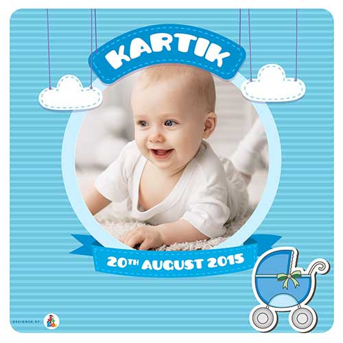Personalized Baby Kids Wall Plaque - LoveThisStuff