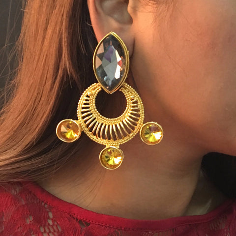 Aamber Earrings