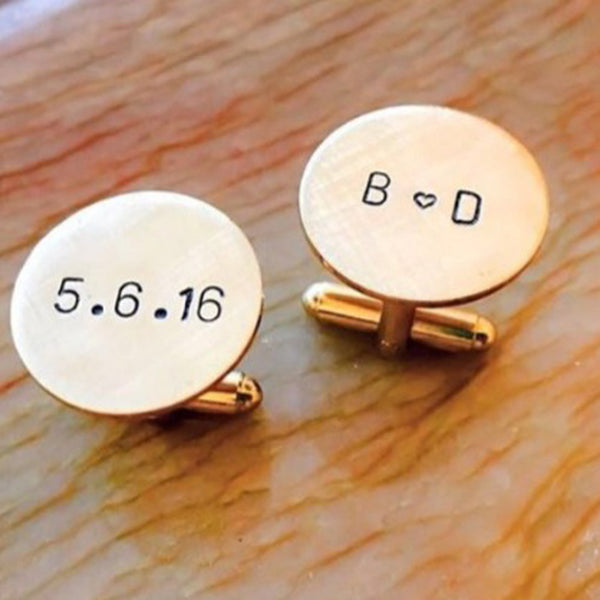 LeCalla Personalised Men's Cufflink - LoveThisStuff