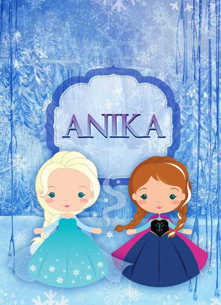 Personalised Frozen Diary - BK97