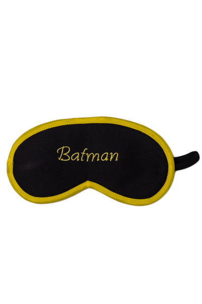 Unisex Eye Mask Batman Black Eye Mask - LoveThisStuff.com