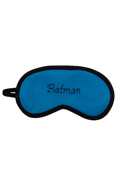 Unisex Eye Mask Batman Blue Eye Mask - LoveThisStuff.com